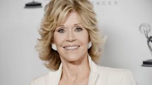 Jane Fonda a dezvăluit că fumează marijuana