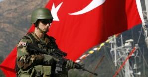 Operaţiune militară în forţă. Turcia a intrat cu sute de trupe în Siria, peste noapte