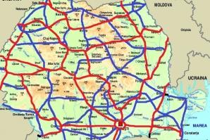 Harta rutieră