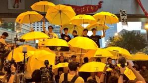 Studenții au ieșit din nou în stradă