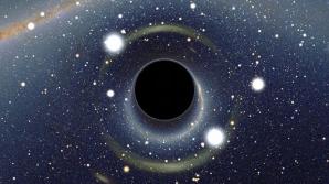 Gaura neagră imensă