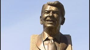 Bustul lui Ronald Reagan va fi dezvelit la Ploieşti