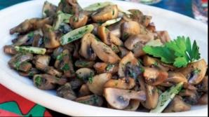 Dieta cu ciperci: Este înlocuitorul ideal al cărnii, întăreşte imunitatea şi combate oboseala