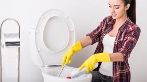 Cum să speli și dezinfectezi corect WC-ul în 3 minute