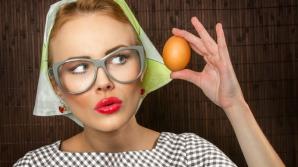Cum să faci 5 cosmetice dintr-un singur ou