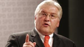 Șeful diplomației germane: Succesul inițiativei de pace va fi decis în următoarele două-trei zile