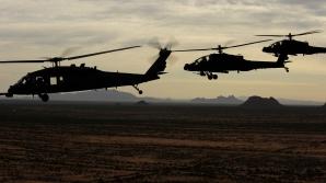 Polonia ar putea cumpăra elicoptere Black Hawk