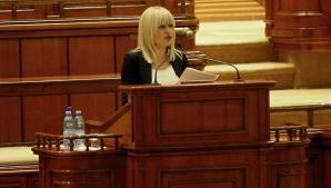 Elena Udrea află miercuri dacă va fi arestată. Avocaţii contestă avizul dat de parlamentari