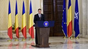 Iohannis: Întâlnirea cu Academia Română, pentru a cunoaşte parcursul României pe termen lung