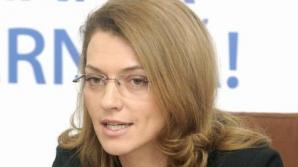 Gorghiu, despre votul în cazul Udrea: Orice opoziţie - o mie de paşi înapoi în lupta anticorupție