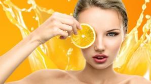 Mască pe bază de coajă de portocală, pentru ten tânăr şi luminos