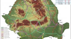 Ultima variantă de Master Plan de Trasport. Ce drumuri și autostrăzi va avea România