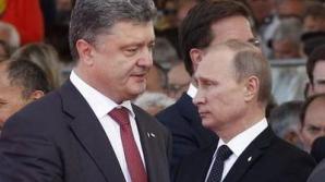 Armistițiu fragil în Ucraina