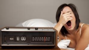 Te simţi ca un zombie, dimineaţa? Ce efecte negative are lipsa somnului