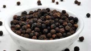 Dieta cu boabe de piper negru