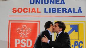 Ponta, la patru ani de la crearea USL: Împotriva unui proiect bun răutatea și prostia și-au dat mâna