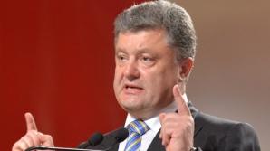 Poroșenko a prezentat dovezile care atestă agresiunea rusească în Ucraina