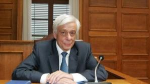 Prokopis Pavlopoulos, noul președinte al Greciei