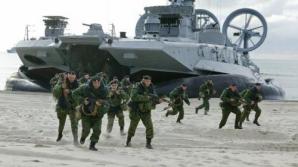 Rusia face manevre militare într-o zona foarte sensibilă