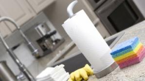 Curăţenie la domiciliu: cele mai murdare 5 lucruri dintr-o bucătărie