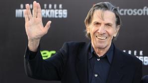 """A murit actorul Leonard Nimoy, Mr. Spock din serialul """"Star Trek"""""""
