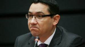 Ponta, aflat la mama lui, susţine că 'habar' nu avea de contractul cumnatului şi nu a fost consultat