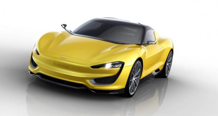 Magna Steyr Mila Plus: Cum arată primul supercar hibrid făcut de un furnizor auto