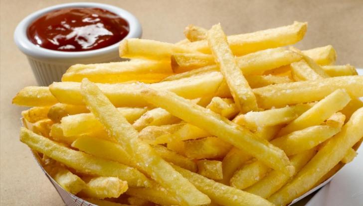 Secretele cartofilor prăjiți! Crunt! Cum putem mânca așa ceva?