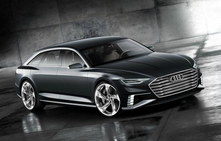 Audi Prologue Avant, primele imagini oficiale cu conceptul Audi Prologue Avant