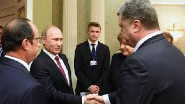 Armistiţiu fragil în Ucraina. Separatiştii din Doneţk şi Lugansk au anunţat încetarea focului