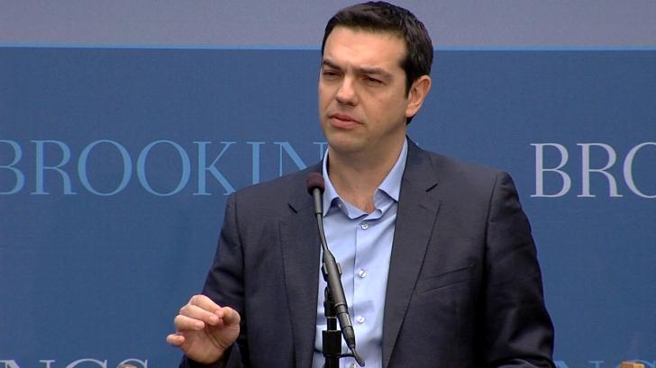 Premierul Greciei a promis una şi a făcut alta