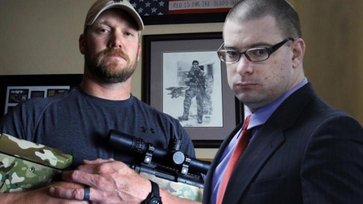 """Închisoare pe viaţă pentru asasinul eroului din """"American Sniper"""""""
