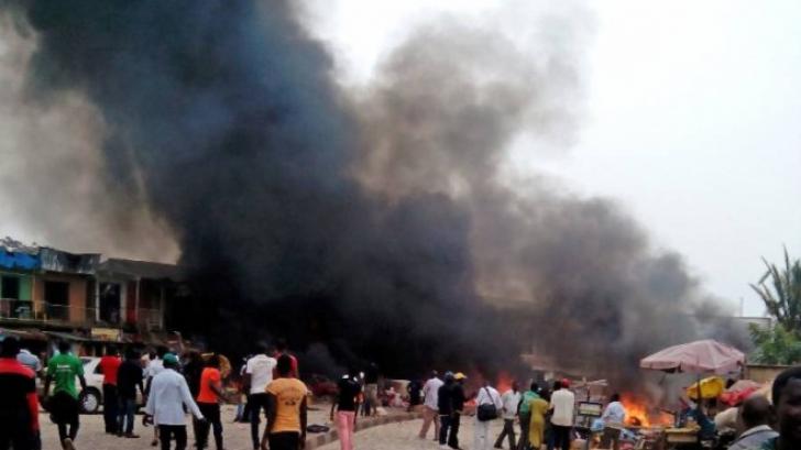 NIGERIA. 18 morți într-un atentat sinucigaș comis într-o autogară