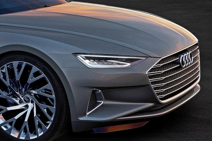 Audi Prologue Avant, primele imagini cu conceptul SF al Audi