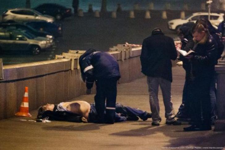 Boris Nemţov, asasinat