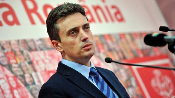 Cătălin Ivan: Voi câștiga în instanță dreptul de a fi membru PSD
