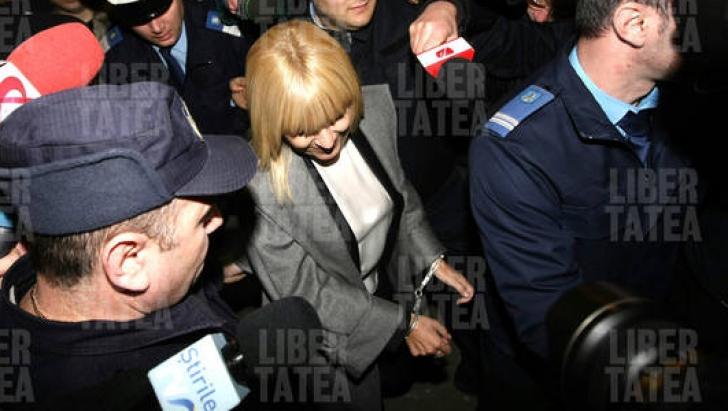 Elena Udrea a fost reţinută