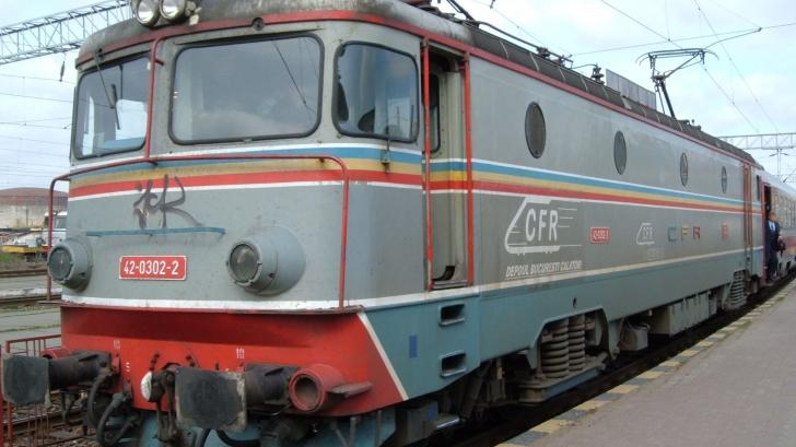 Tren deraiat in Mehedinti. Circulatie feroviara intrerupta intre Bucuresti si Timisoara