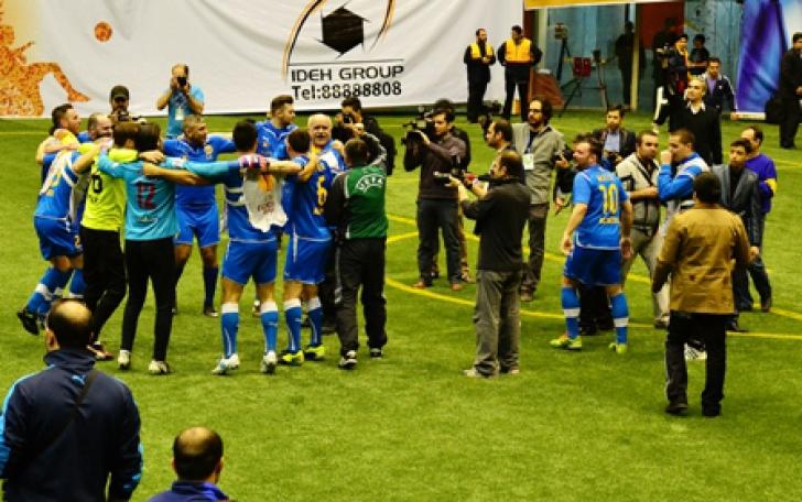 VICTORIE!!! Cine este noua Campioană Mondială la fotbal?