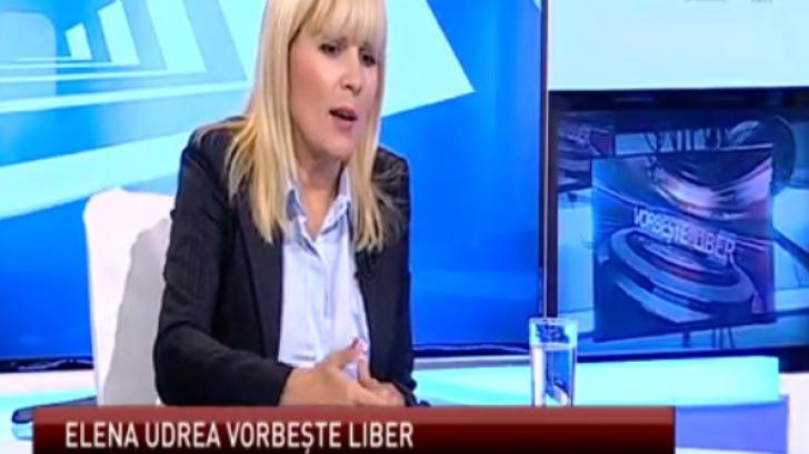 Elena Udrea, despre foştii colaboratori care au dat declaraţii împotriva sa: Poate n-au înţeles bine