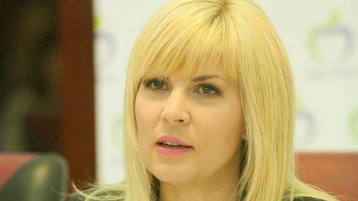 Comisia Juridică a amânat luarea unei decizii în cazul Elenei Udrea, până la 13.30