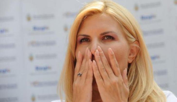 Elena Udrea, mesaj uluitor pe Facebook. Prima reacţie după arestare