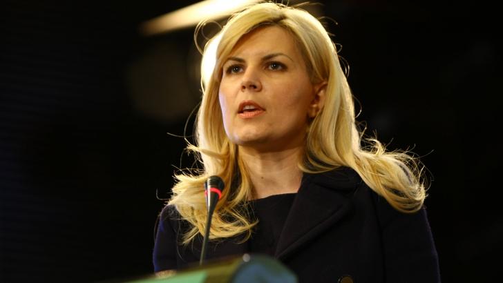 Elena Udrea, audiată la DNA, în dosarul 'Gala Bute'