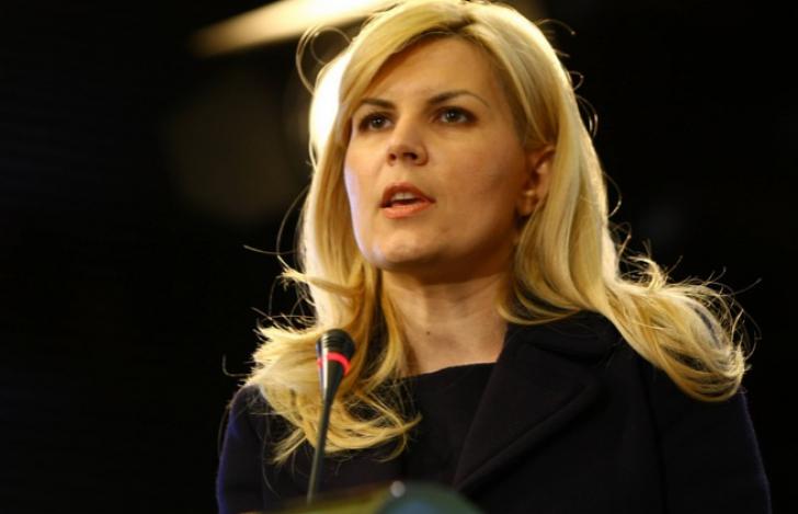Elena Udrea, la Înalta Curte. Deputatul află astăzi dacă poate să-şi părăsească locuinţa