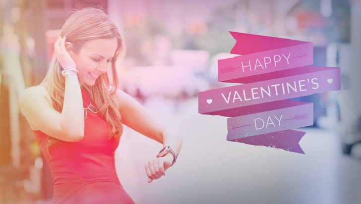 Cadouri de Sfântul Valentin pentru iubita ta