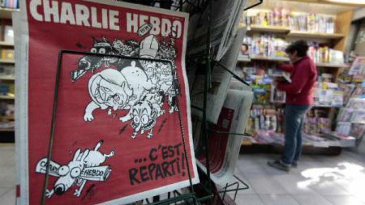 Cazul Charlie Hebdo