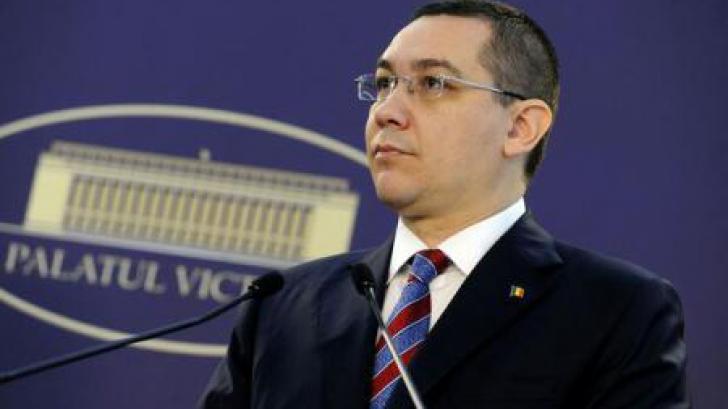 Ponta: Să nu uităm de Georgia, care a avut curajul să fie alături de UE într-o regiune dificilă