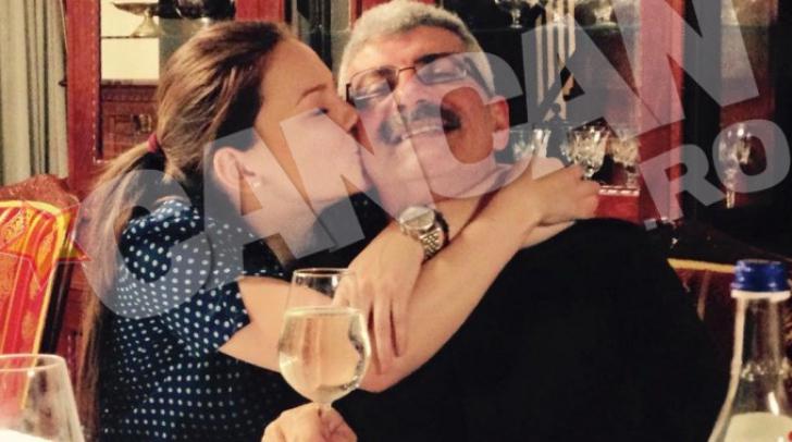 Cum arată noua iubită a lui Silviu Prigoană. Are doar 26 de ani