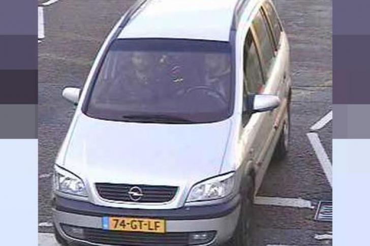 Cei doi români căutaţi prin Interpol şi maşina în care se crede că au fugit