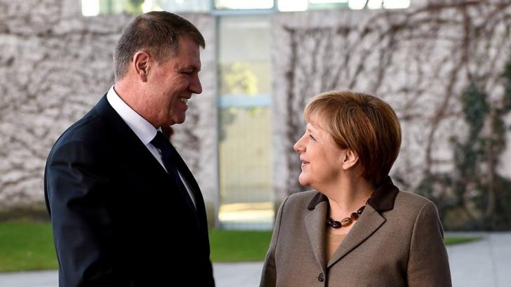 Merkel, despre aderarea României la Schengen, în acest an: Nu pot să afirm nimic în momentul de față